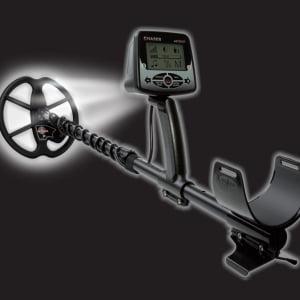 Detech Chaser VLF metal detector