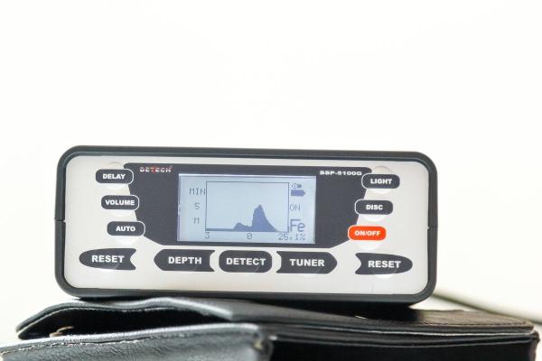 Detector de metale Detech SSP 5100