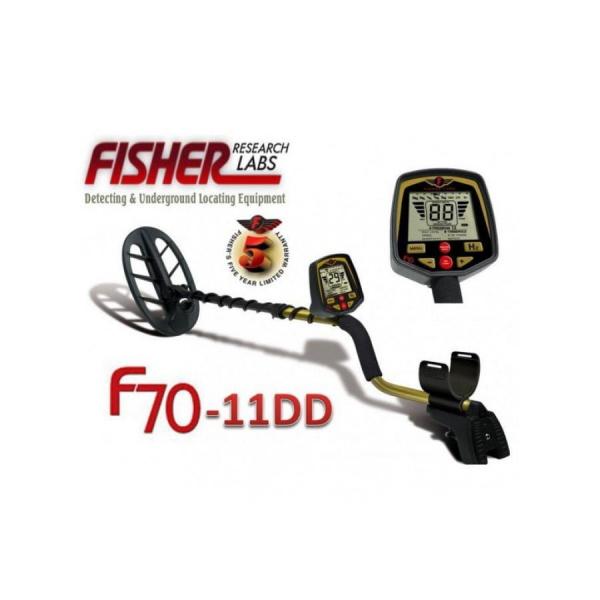 Detector de metale Fisher F70